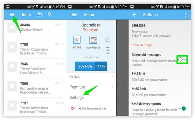 How to Permanently Delete Text Messages from Android Phone