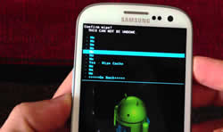 Delete Text Messages on Android before Selling